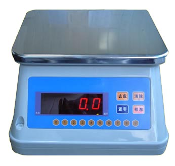 waterproof scales